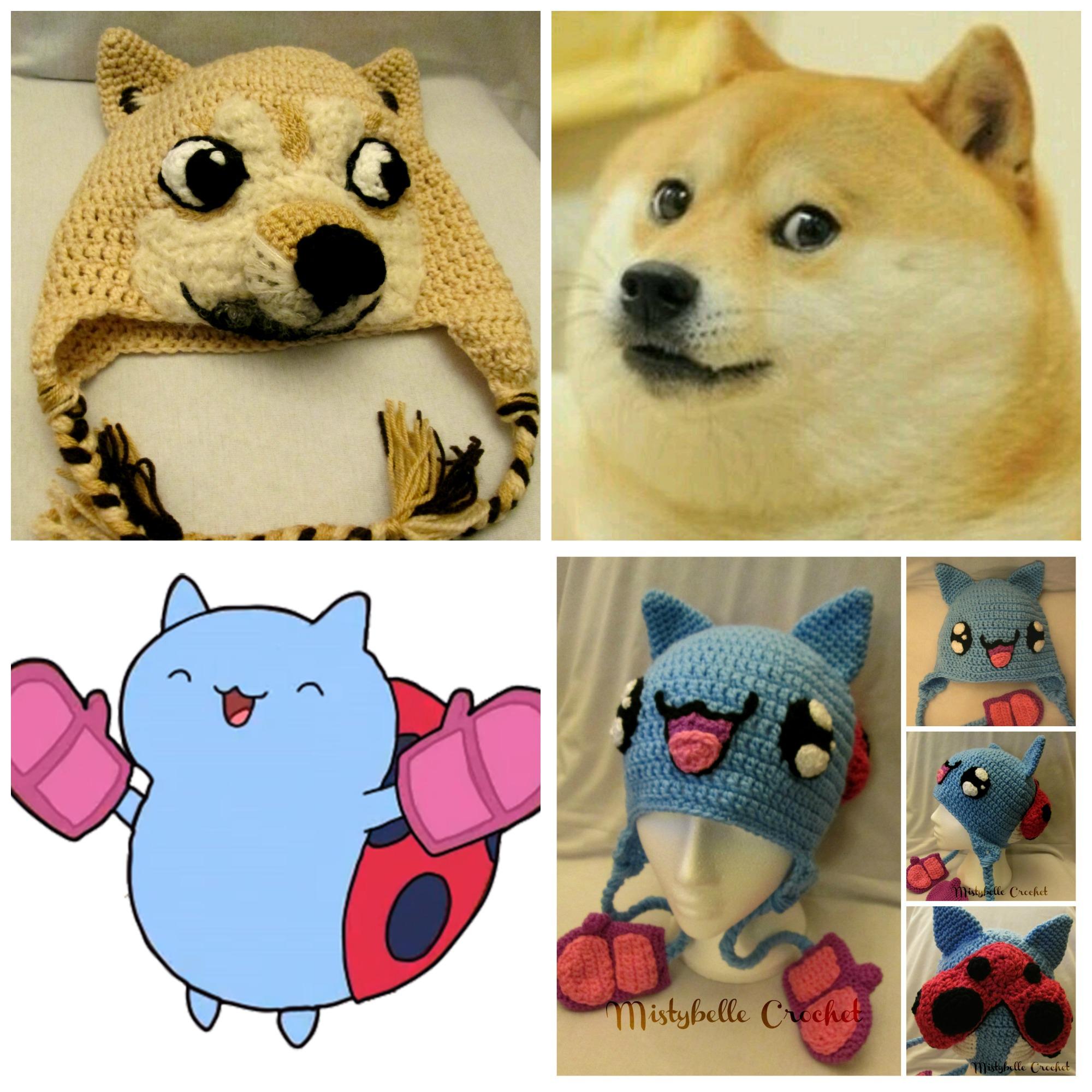 Catbug Mistybelle Crochet