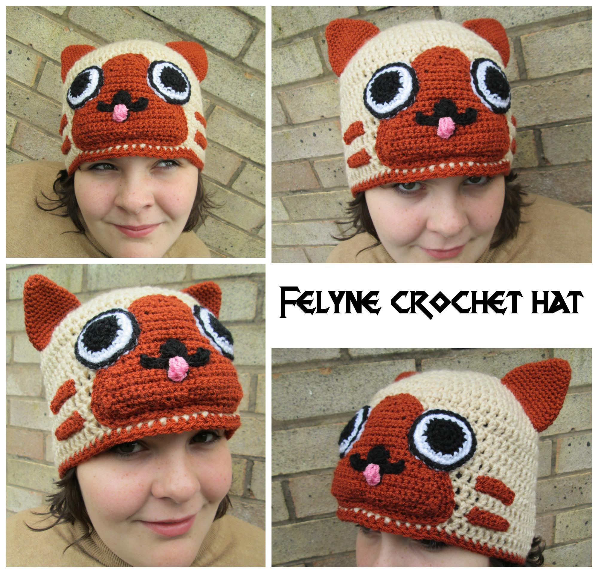 FELYNE CROCHET HAT PATTERN | Mistybelle Crochet